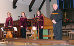October 2005 concert - German Ingenuity - St. Martin's Episcopal, Charlotte NC