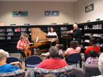 Concert at South Regional Library of Public Library Charlotte Mecklenburg County - August 2005