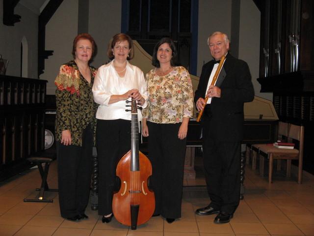 October 2009 concert at St. Martin's