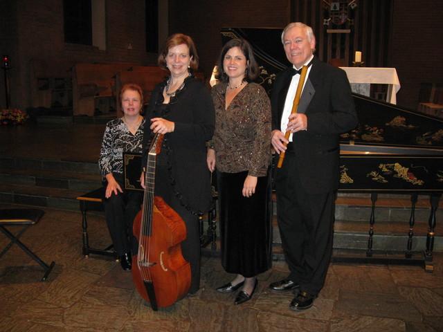 Belmont Abbey concert Oct. 2009