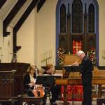 November 2012 concert St. Martin's Episcopal