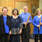 CPM GEMS concert Cherryille Library NC Grassroots partly funded