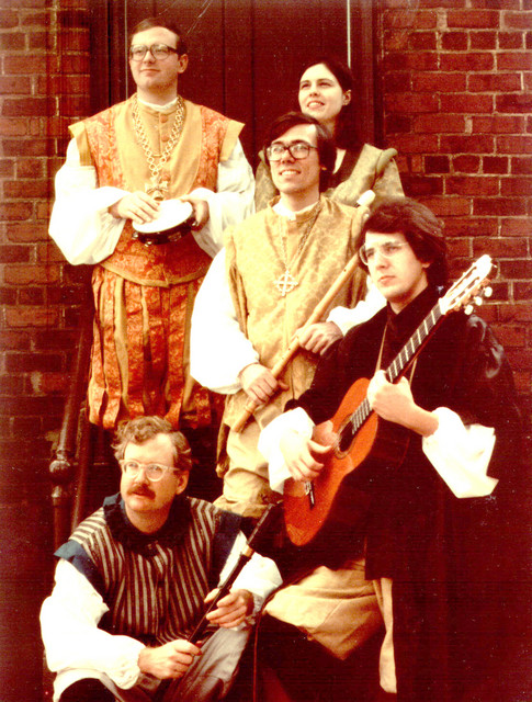 early days of the ensemble