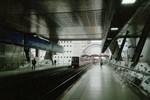 A new station on the London transportation system