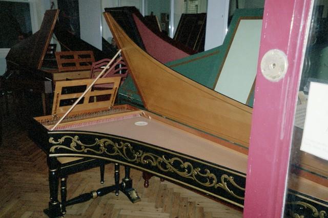 London Harpsichord Centre