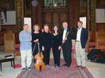 Guy Rowston, CPM and John Mander, London-based organ builder, St. Alfege, Greenwich