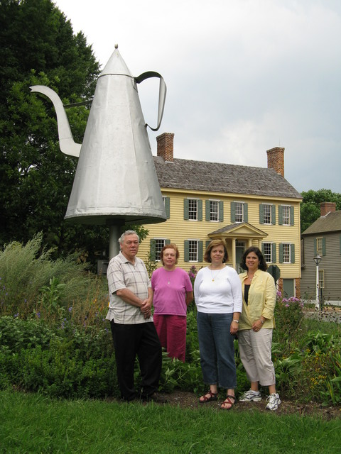 Old Salem CoffeePot