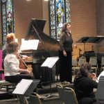 Handel aria from Rinaldo