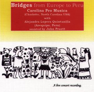 Bridges from Europe to Peru