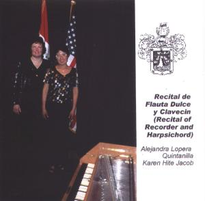 Recital of Recorder and Harpsichord